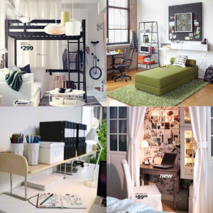 Dwellbeing: 7 Tips for a Dorm Room Sanctuary - Posted on August ...